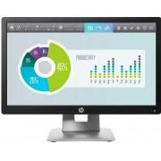 """HP EliteDisplay E202 - LED-monitor - 20"""" (20"""" zichtbaar) - 1600 x 900 - IPS - 250 cd/m² - 1000:1"""