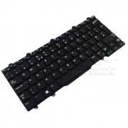 Tastatura Laptop DELL Latitude 7480 iluminata layout UK + CADOU