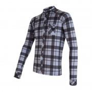 pentru bărbați jersey Sensor CYKLO SQUARE negru / gri 16200151
