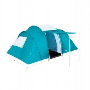 Cort camping, 6 persoane, Bestway Pavillo Family Ground 68094, poliester, 490 x 280 x 200 cm