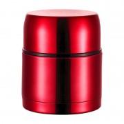 Cana termos inox pentru alimente Bergner BG6023RD 500ml