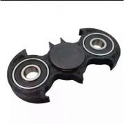 Batman shaped Fidget Hand Spinner Focus Toy
