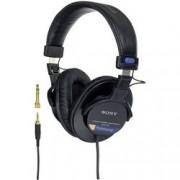 Sony Studiové sluchátka Over Ear Sony MDR-7506 MDR-7506/1, černá