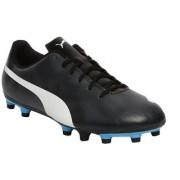 Puma Rapido FG Black Football Shoes