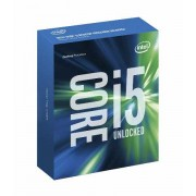 CPU Intel Core i5 6600K (3.5GHz do 3.9GHz, 6MB, C/T: 4/4, LGA 1151, 91W, HD Graphic 530), 36mj