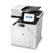 Принтер HP LaserJet Enterprise M631dn mfp, p/n J8J63A - HP лазерен принтер, копир, скенер, факс(опция)
