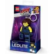 Breloc cu lanterna LEGO Movie 2 Captain Rex (LGL-KE152)