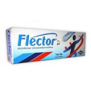 Ibsa Farmaceutici Italia Srl Flector 1% Gel Tubo Da 50 G