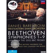Video Delta Beethoven - Symphonies 1-9 - Live from the 2012 BBC Proms - DVD