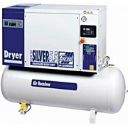 Compresor FIAC cu surub si uscator NEW SILVER D 7,5/300