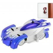 Superior Cool Control De Infrarrojos De Coches De Juguete De Control Remoto RC Coche Muro Escalador Escalada Stunt Car (Blue)