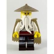 njo550 Minifigurina LEGO Ninjago-Master Wu njo550