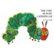 The Very Hungry Caterpillar, Hardcover