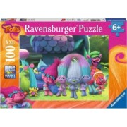 PUZZLE TROLLS 100 PIESE Ravensburger