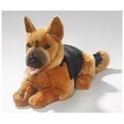 Stuffed Animal German Shepherd Dog 14. [Toy] by Carl Dick