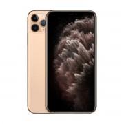 Apple iPhone 11 Pro Max 64GB - фабрично отключен (златист)