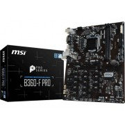 MSI Placa Base MSI B360-F Pro