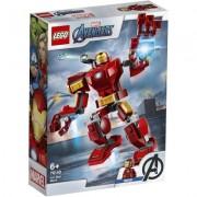 Robot Iron Man 76140 LEGO Marvel Super Heroes