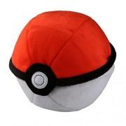 Pocket monsters Pokemon plush toys Okinawa soft monster ball diameter about 20 cm