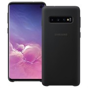 Samsung Galaxy S10 Siliconen Hoesje EF-PG973TBEGWW - Zwart