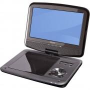 "Denver MT-980T2H Prijenosni TV sa DVD playerom 22.86 cm 9 "" ATT.CALC.EEK: A (A++ - E) Rad na baterije, Uklj. 12V auto kabel za n"