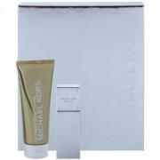 Michael Kors White Luminous Gold coffret I. Eau de Parfum 50 ml + leite corporal 100 ml