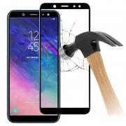 Protetor Ecrã em Vidro Temperado 3D Full Size para Samsung Galaxy A6+ (2018) - Preto