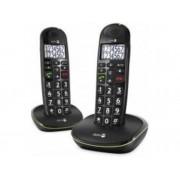 Doro Teléfono Fijo duo DORO Phone Easy 110 negro