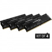 PC Memorijski komplet HyperX HX432C16PB3K4/32 32 GB 4 x 8 GB DDR4-RAM 3200 MHz CL16-18-18-32