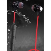 Metal Bluetooth 4.1 Bluetooth Earbuds-ez336red