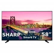 Pantalla SHARP LC-58Q7330U 58 Smart TV 4K Ultra HD