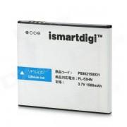 ismartdigi FL-53HN-P 1500mah 3.7V bateria li-ion para LG P990 optimus 2X-blanco