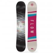 Flow Snowboard Flow Silhouette