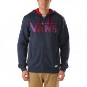 kapucnis pulóver férfi - Classic Zip - VANS - VJ6KE53