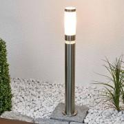 Lampenwelt.com Tuinpadverlichting Binka van roestvrij staal