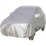 Autofurnish Premium Silver Car Body Cover For Hyundai Santro Xing - Premium Silver