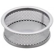 SUPORT AGRAFE MESH SILVER FORPUS argintiu 1 compartiment Plasa metalica Suport agrafe
