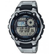 Ceas barbatesc Casio Standard AE-2100WD-1AVEF Sporty Digital 10-Year Battery Life