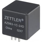 Relej za automobile Zettler Electronics AZ983-1A-12D, ISO, 12V/DC, 80 A, maks. 75 V/DC