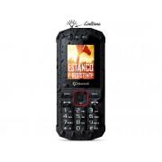 CROSSCALL Teléfono móvil CROSSCALL Spider X1 (1.77'' - 2G - Negro)