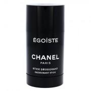 Chanel Égoïste Pour Homme deodorante stick senza alluminio 75 ml uomo