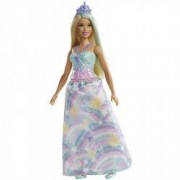 Papusa Mattel Barbie Dreamtopia Printesa Blonda