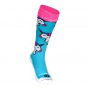 Brabo Socks Unicorn Light Blue