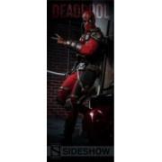Poster pe panza Deadpool 64 x152 cm
