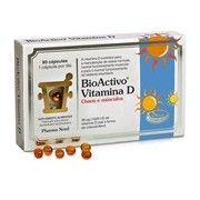 Vitamina d 80caps - BioActivo