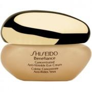 Shiseido Benefiance Concentrated Anti-Wrinkle Eye Cream Creme para os olhos contra o inchaço e rugas 15 ml