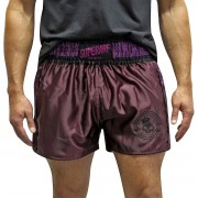 Superare Duke Muay Thai Shorts - Pourpre