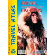 Wegenatlas - Atlas Travel Atlas Alaska Highway | ITMB