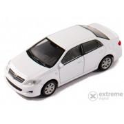 Mașinuță Welly Toyota Corolla, 1:43, alb