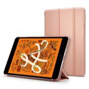 Spigen Pouzdro / kryt pro iPad mini 5 - Spigen, Smart Fold RoseGold